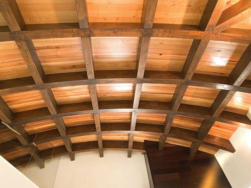 Copertura tetti in legno - Donati Legnami Spa