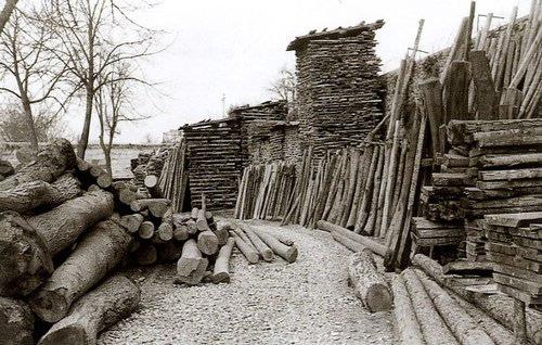 Lavorazione legno Donati Legnami Spa