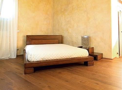 Pavimenti in legno pregiato donati legnami spa - Pavimento camera da letto ...