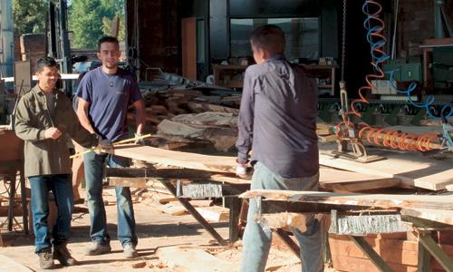 Riutilizzo degli scarti del legno Donati Legnami Spa